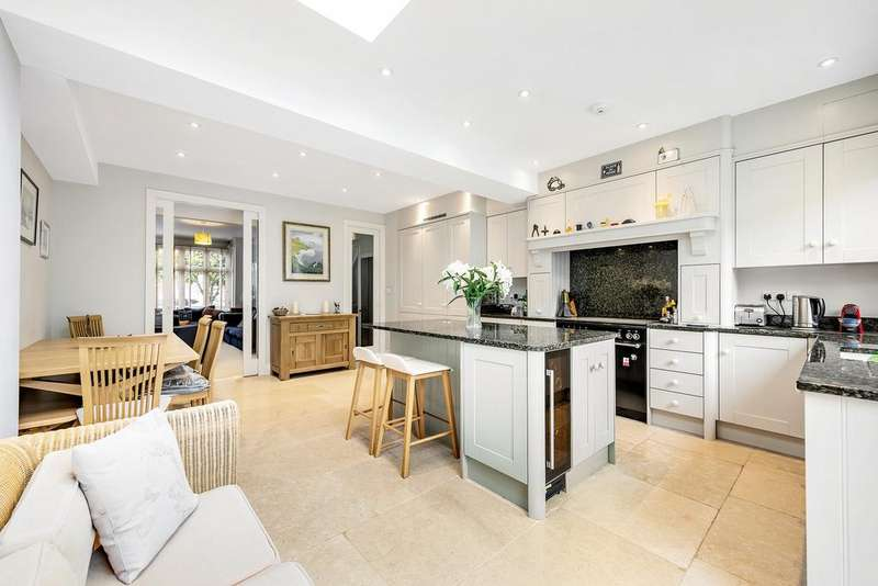 4 Bedrooms House for sale in Ellaline Road, Hammersmith, London, W6