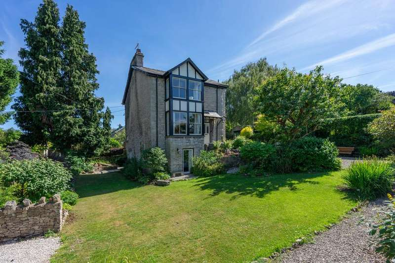4 Bedrooms Detached House for sale in Mount Pleasant, Arnside, Cumbria, LA5 0EW