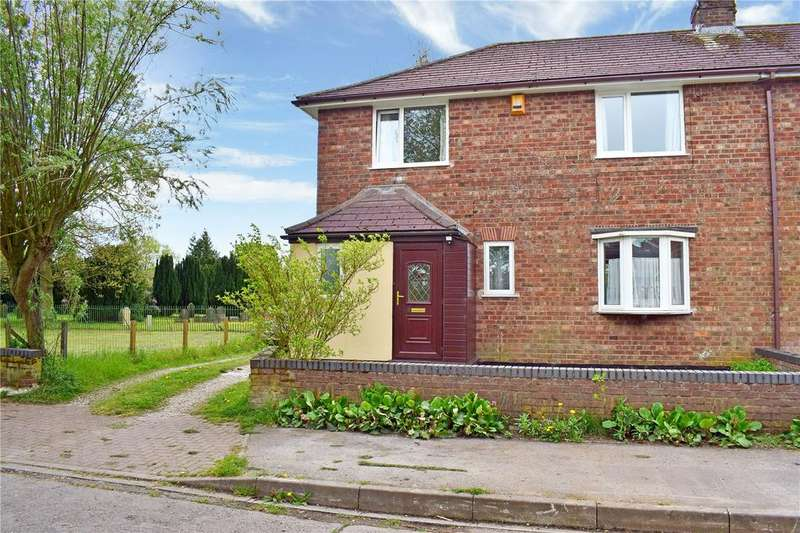 4 Bedrooms Semi Detached House for sale in Mayfield Avenue, Gainsborough, Lincolnshire, DN21