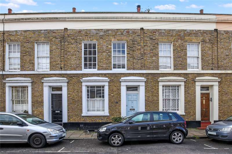 2 Bedrooms House for sale in Matlock Street, London, E14