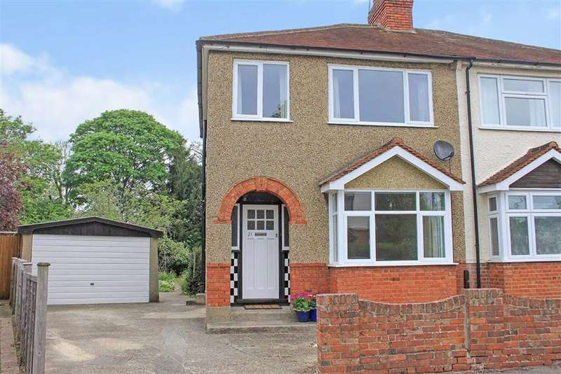 3 Bedrooms Semi Detached House for sale in Lassell Gardens, Maidenhead, Berkshire