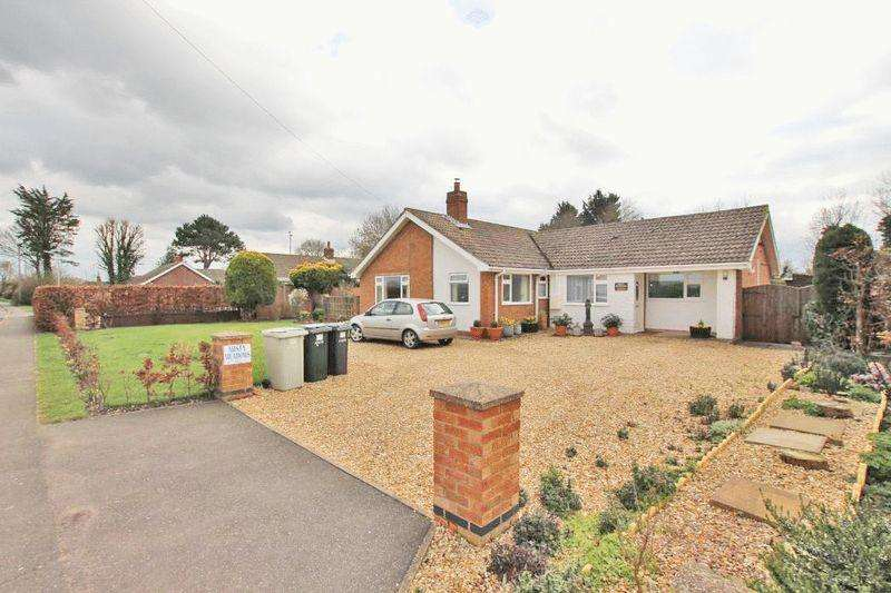 3 Bedrooms Detached Bungalow for sale in MILL HILL WAY, SOUTH COCKERINGTON, LOUTH