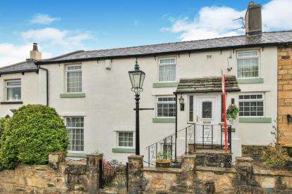 3 Bedrooms Terraced House for sale in Height Croft, Marsden Heights, Nelson, Lancashire