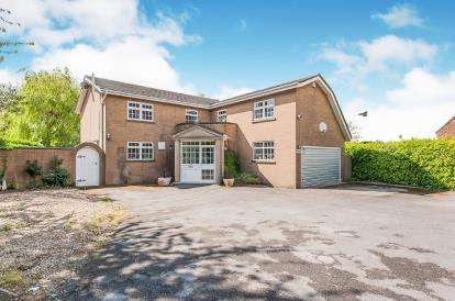 6 Bedrooms Detached House for sale in Wainfleet Road, Boston, Lincolnshire, England