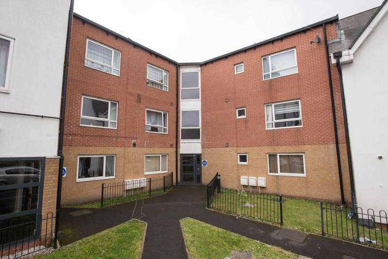 2 Bedrooms Apartment Flat for sale in New Devonshire Square, Devonshire Street, Broughton