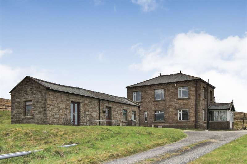 5 Bedrooms Detached House for sale in Halifax Road, Littleborough, OL15 0LG