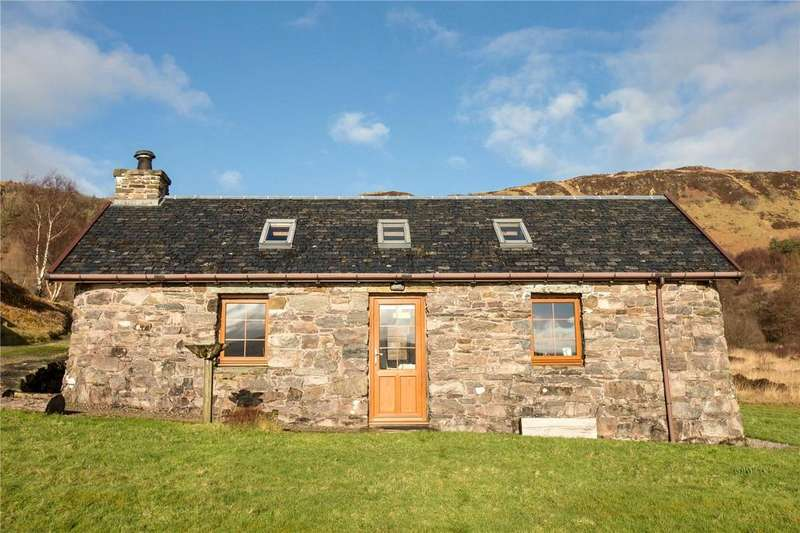 Detached House for sale in Lot 3 - The Ruin and Byre, Ardslinghnish, Acharacle