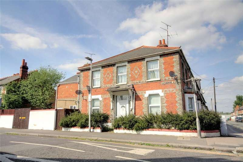 2 Bedrooms End Of Terrace House for sale in Beresford Road, Reading, Berkshire, RG30