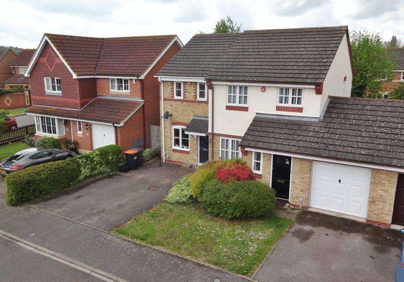 3 Bedrooms Semi Detached House for sale in Larger than average size plot, click for more details...
