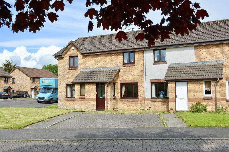 2 Bedrooms Terraced House for sale in Renwick Way, Prestwick