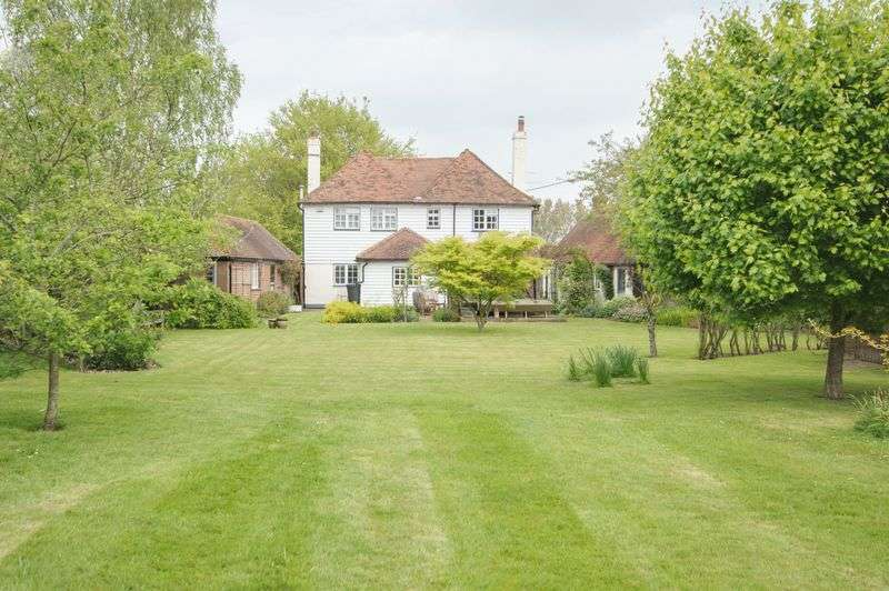 Property for sale in Throwley Forstal