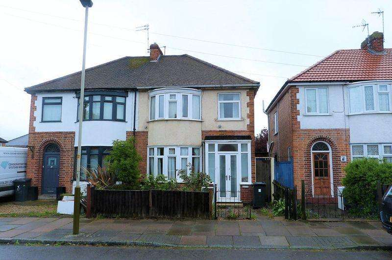 3 Bedrooms Semi Detached House for sale in Bretby Road, Aylestone