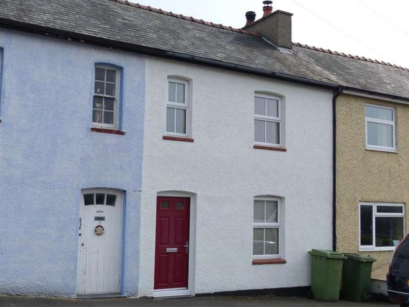 2 Bedrooms Cottage House for sale in 2 Fron Felin, Dyffryn Ardudwy