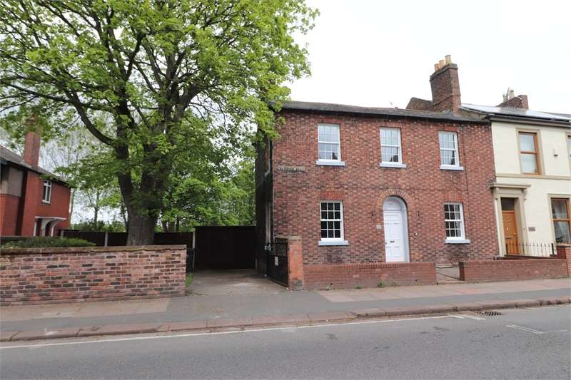 4 Bedrooms End Of Terrace House for sale in CA1 1LJ Warwick Road, Carlisle, Cumbria