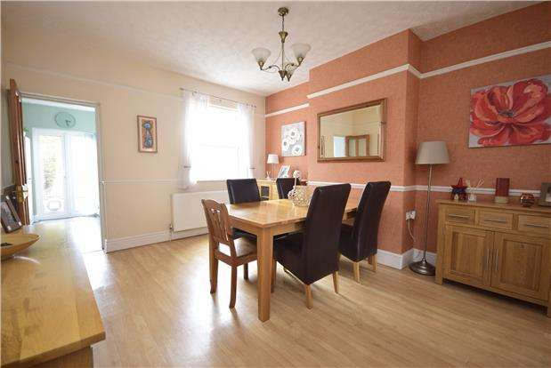 3 Bedrooms End Of Terrace House for sale in Gloucester Road, Staple Hill, BRISTOL, BS16 4SL