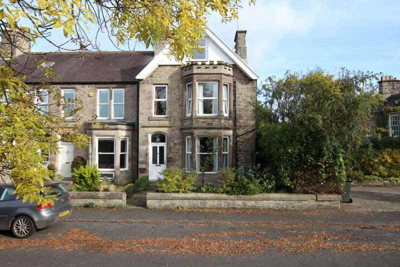 5 Bedrooms End Of Terrace House for sale in Station Road, Corbridge