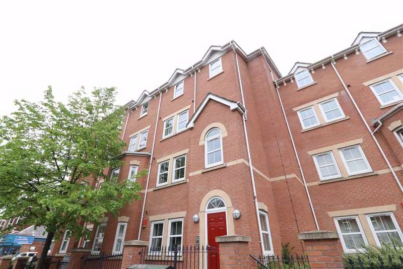 1 Bedroom Apartment Flat for sale in 615c Wilbraham Road, Chorlton, Manchester, M21