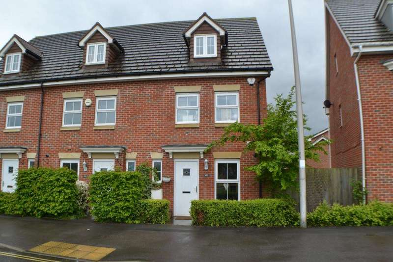 3 Bedrooms Town House for sale in Urquhart Road Thatcham
