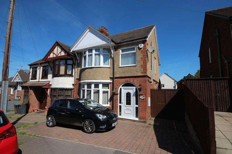 3 Bedrooms Semi Detached House for sale in Extended 3 bedroom Semi