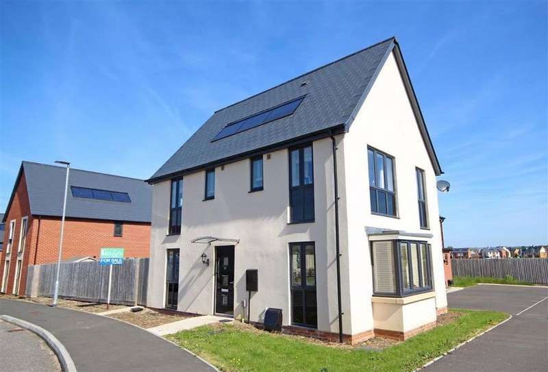 3 Bedrooms Detached House for sale in Moonstone Grove, Bishops Cleeve, Cheltenham, GL52