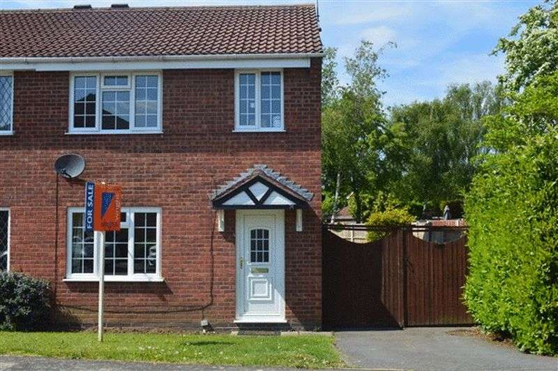 3 Bedrooms Property for sale in Nelson Drive, Hinckley