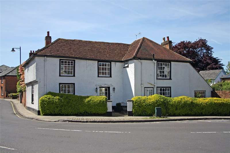 4 Bedrooms Detached House for sale in The Horsefair, Romsey, Hampshire, SO51