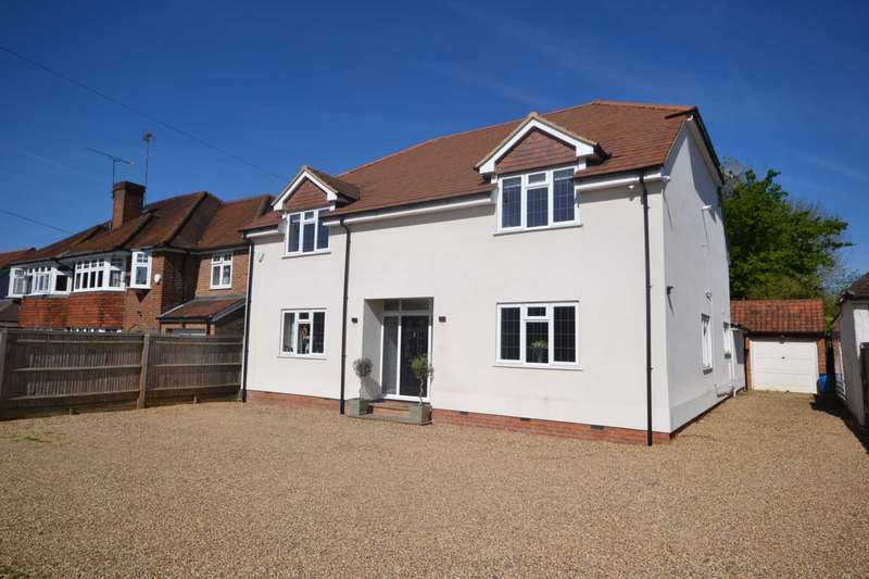 5 Bedrooms Detached House for sale in Peppard Road, Emmer Green