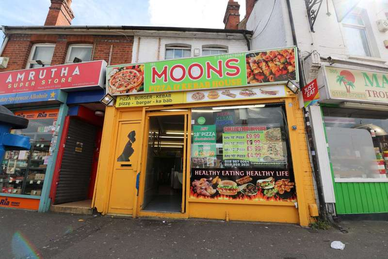 2 Bedrooms Commercial Property for rent in Oxford Road, Reading