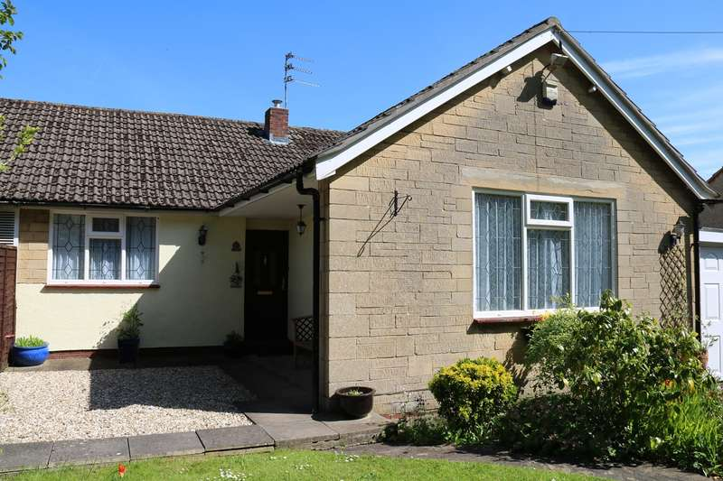3 Bedrooms Semi Detached Bungalow for sale in Old Gloucester Road, Hambrook, BS16