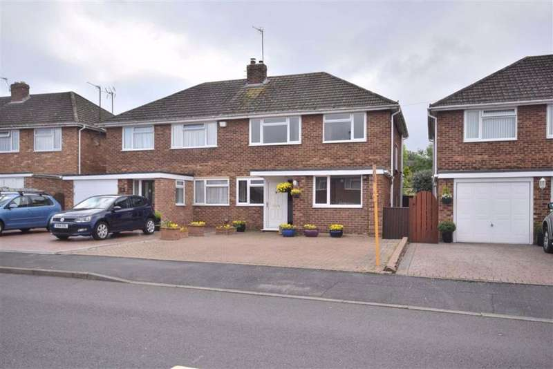 3 Bedrooms Semi Detached House for sale in Porchester Road, Hucclecote, Gloucester