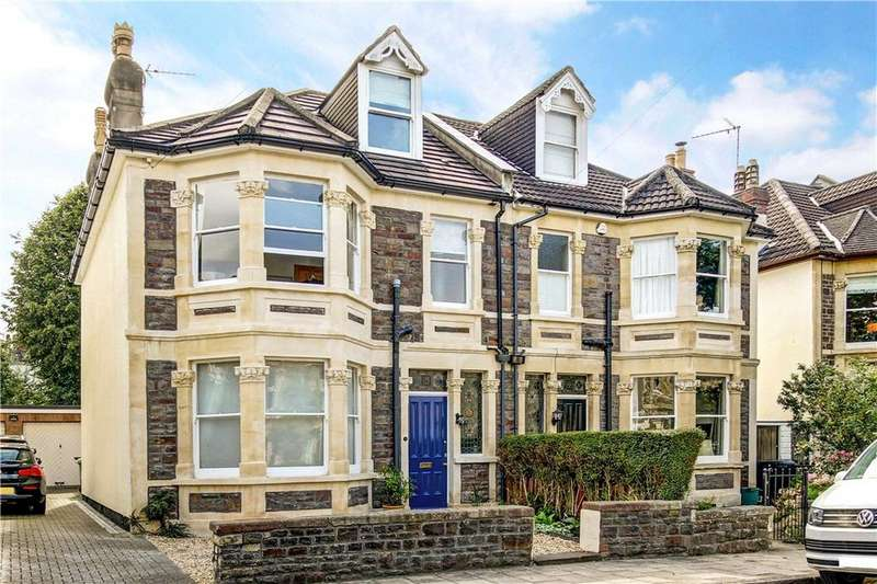 4 Bedrooms Semi Detached House for sale in Henleaze Avenue, Henleaze, Bristol, BS9