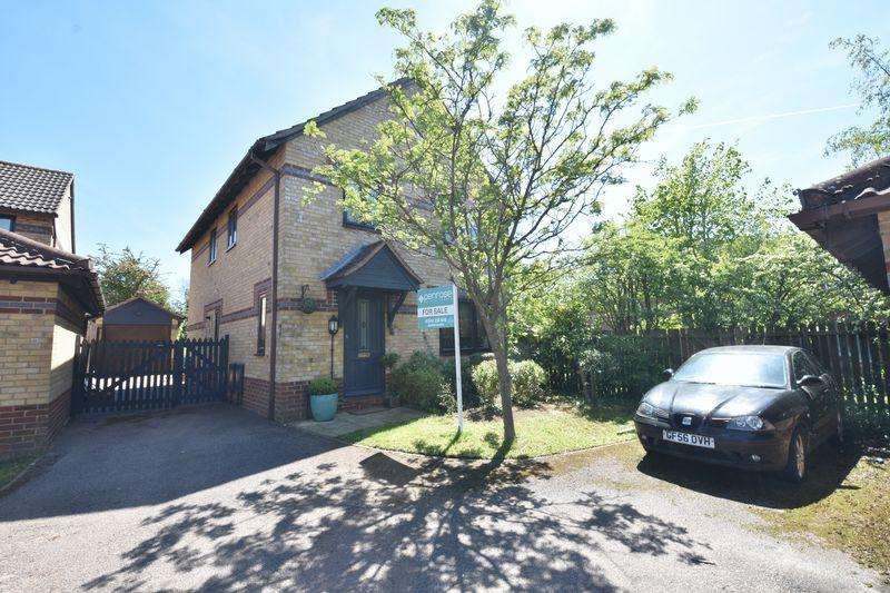 4 Bedrooms Detached House for sale in Dovedale, Luton