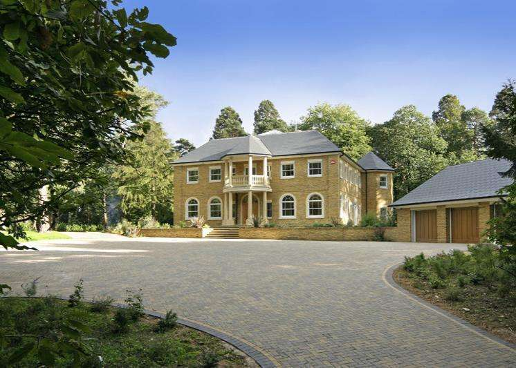 6 Bedrooms Detached House for rent in Swinley Road, Ascot, Berkshire, SL5