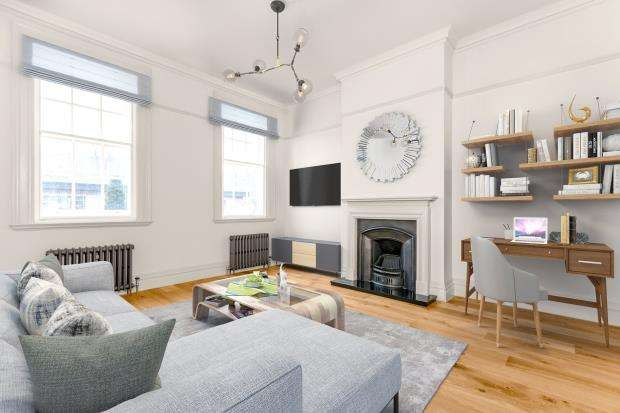 3 Bedrooms Flat for sale in Woodside Avenue, Muswell Hill, London, N10