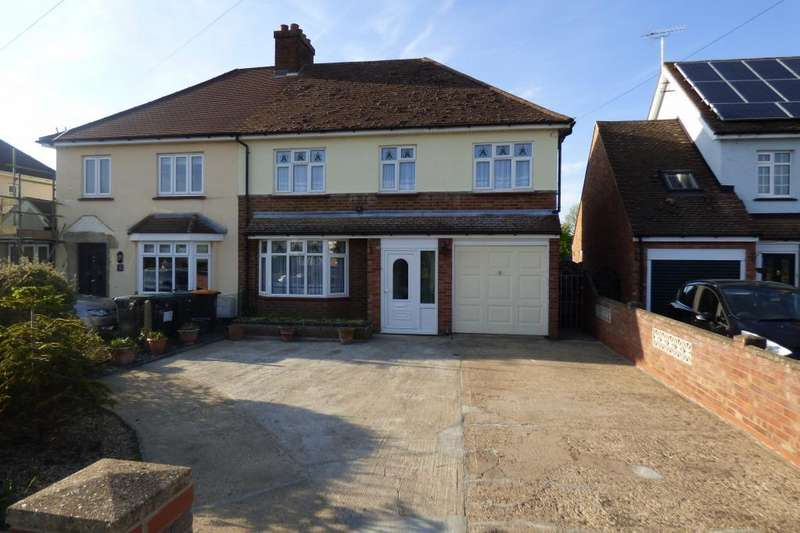 4 Bedrooms Semi Detached House for sale in Kempston Rural, Beds, MK43 9BP