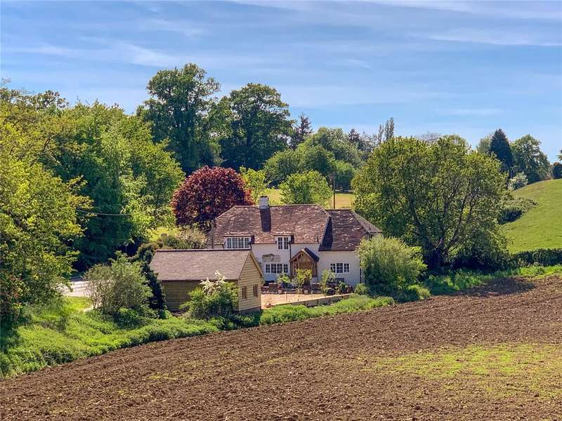 5 Bedrooms Detached House for sale in Rogate, Petersfield, West Sussex