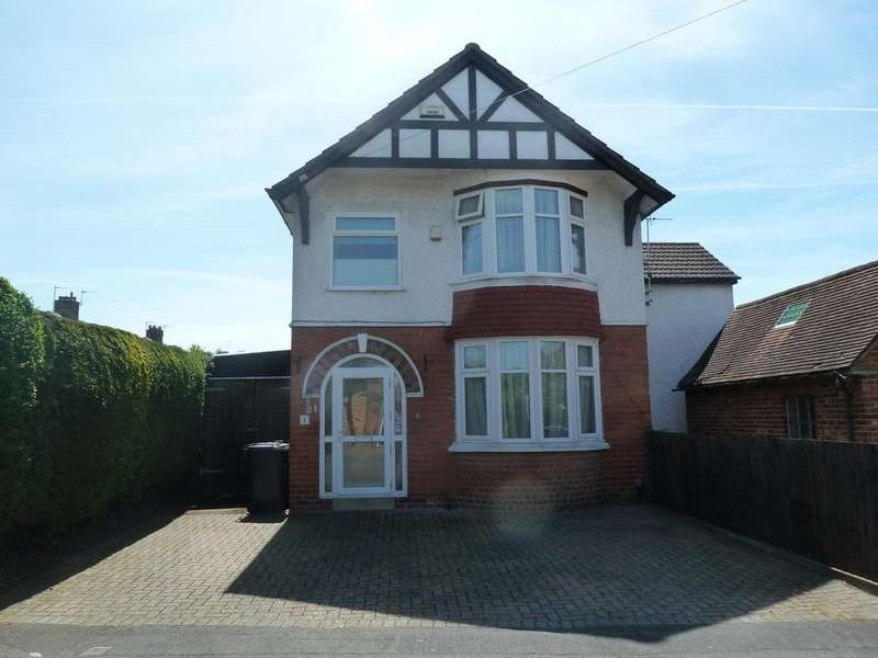 4 Bedrooms Detached House for sale in Rydal Road, Longlevens, Gloucester, GL2