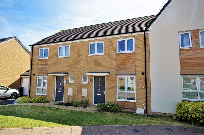 3 Bedrooms Terraced House for sale in Donns Close, Charlton Hayes, Bristol
