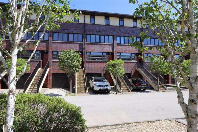 4 Bedrooms Town House for sale in Enterprise Lane, Central Milton Keynes, Milton Keynes, Bucks
