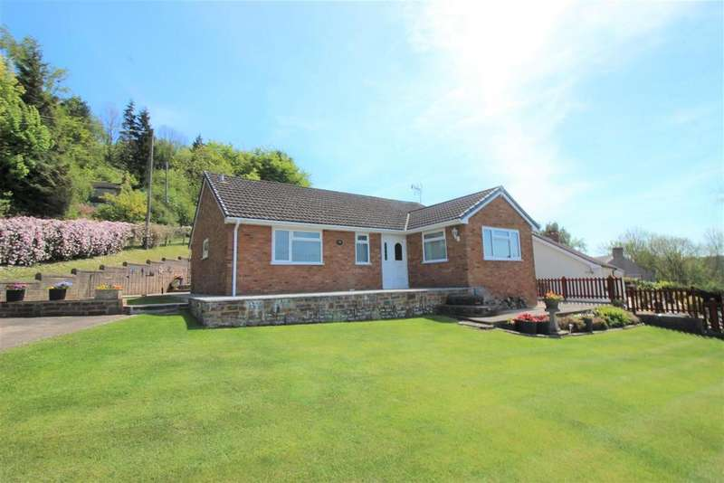 3 Bedrooms Detached Bungalow for sale in Joys Green Road, Lydbrook
