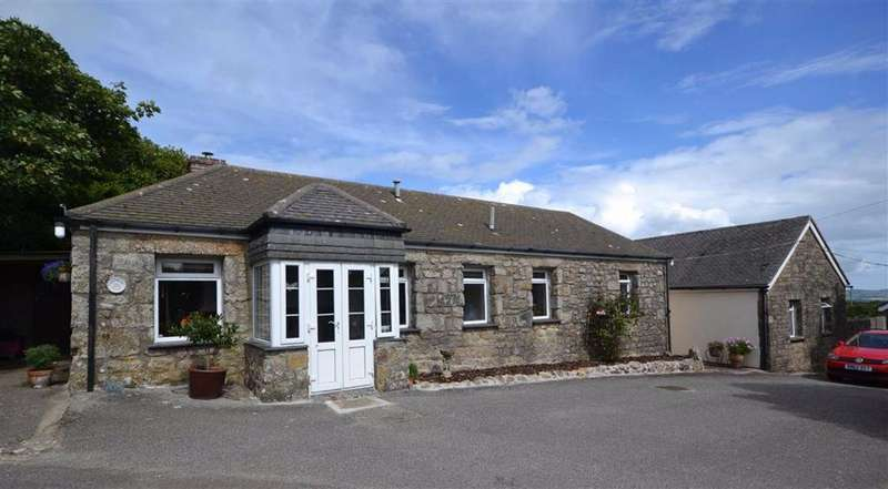 4 Bedrooms Bungalow for sale in Brunnion, Hayle, Cornwall, TR27