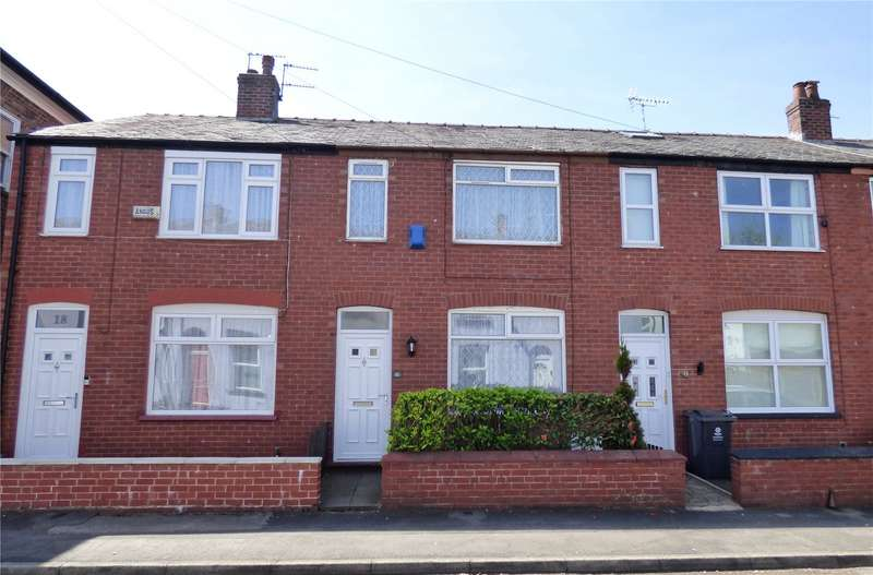 2 Bedrooms Terraced House for sale in Wellington Street, Failsworth, Manchester, M35