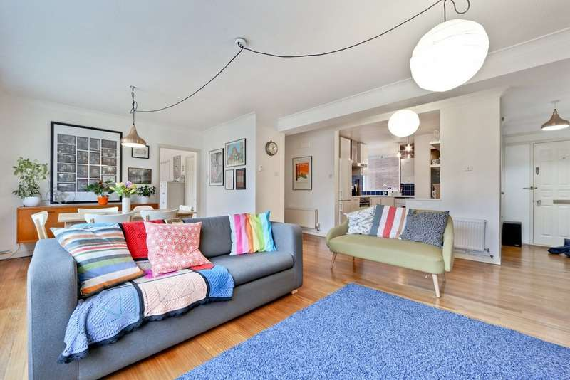 2 Bedrooms Apartment Flat for sale in Raleigh Court, Crystal Palace SE19