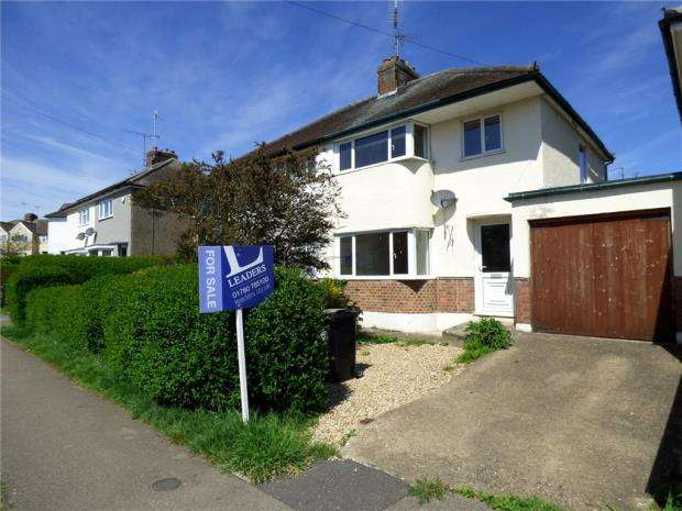 3 Bedrooms Semi Detached House for sale in Drift Avenue, Stamford