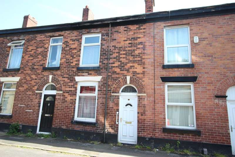 2 Bedrooms Property for sale in Victoria Street, Radcliffe, Manchester, M26