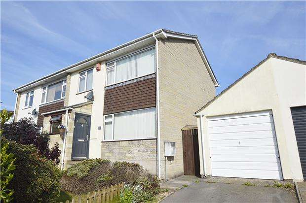 3 Bedrooms Semi Detached House for sale in Rotcombe Lane, High Littleton, BRISTOL, BS39 6JP