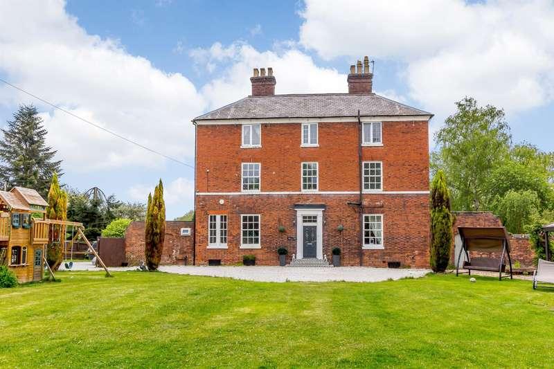 8 Bedrooms Detached House for sale in Wilnecote Hall, Watling Street, Tamworth, B77 5BP