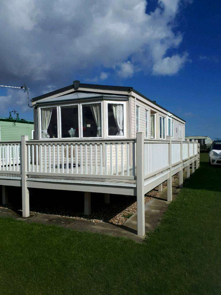 2 Bedrooms Caravan Mobile Home for sale in Chapel St Leonards, Lincolnshire, PE24 5RX