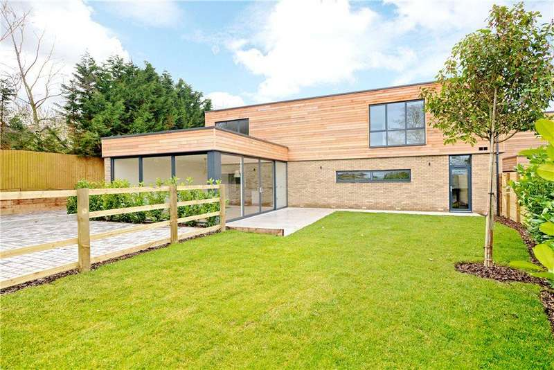 5 Bedrooms House for sale in Honey Hill, Emberton, Buckinghamshire