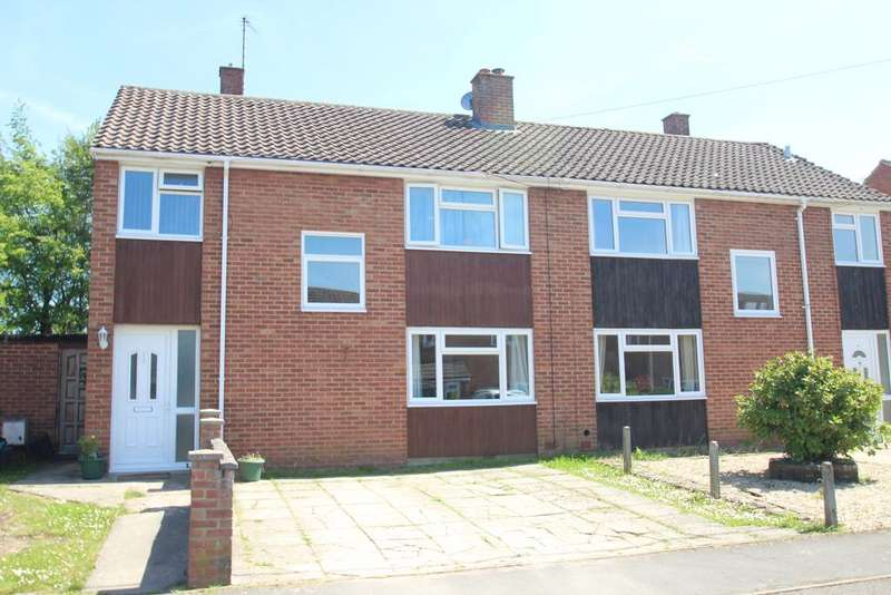4 Bedrooms Semi Detached House for sale in Park Way, Hungerford RG17